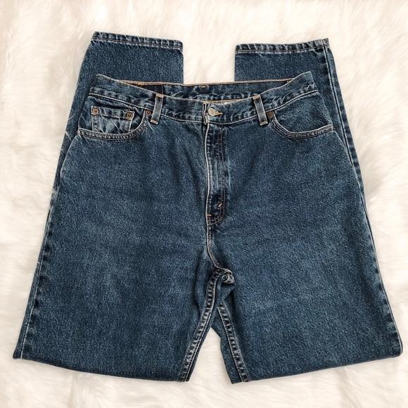 Levi's Denim - Levi 550 High Waisted Mom Jeans size 14